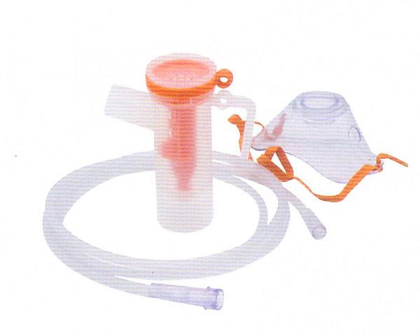 一次性使用氣流霧化器